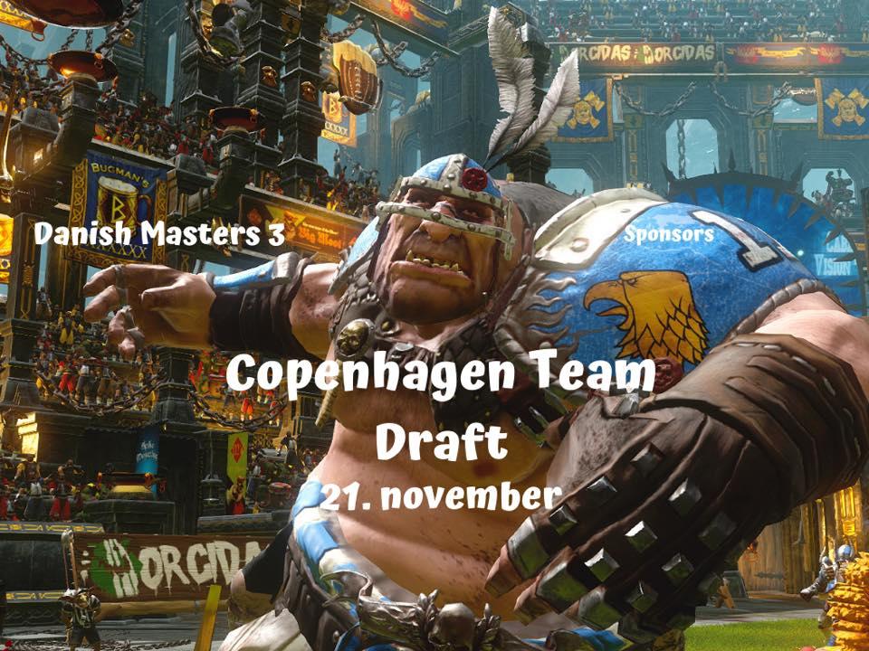 Team draft Copenhagen part III
