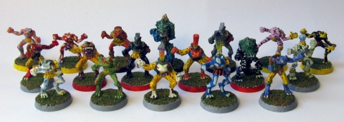 Slann Team, Spawn