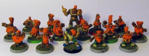 Dwarf Team, Deathwish