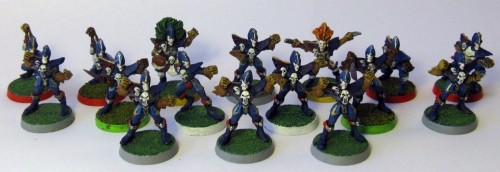 Dark Elf Team, LethalDesires