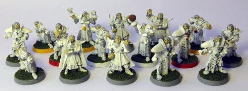 High Elf Team, RighteousFury