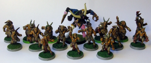 Chaos Team, AnimalUrges