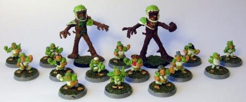 Halfling Team, DeadlyRecipe