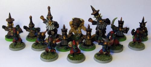 Chaos Dwarf Team, Uzkulag Dum Dawi