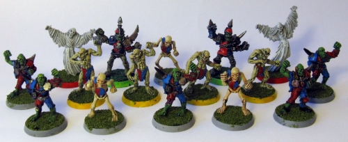 Undead Team, VigourMortis