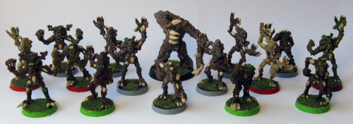 Nurgle's Rotters Team, Creeping Mold
