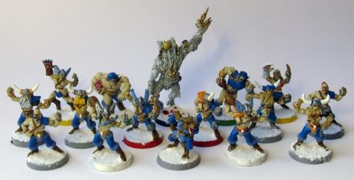 Norse Team, Frostbite