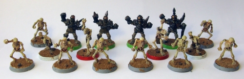 Khemri Team, Immortals