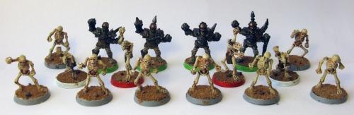Khemri Team, Immortals