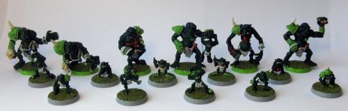 Ogre Team, Omnivores